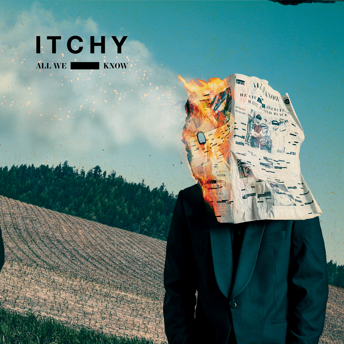 Itchy All We Know Cover