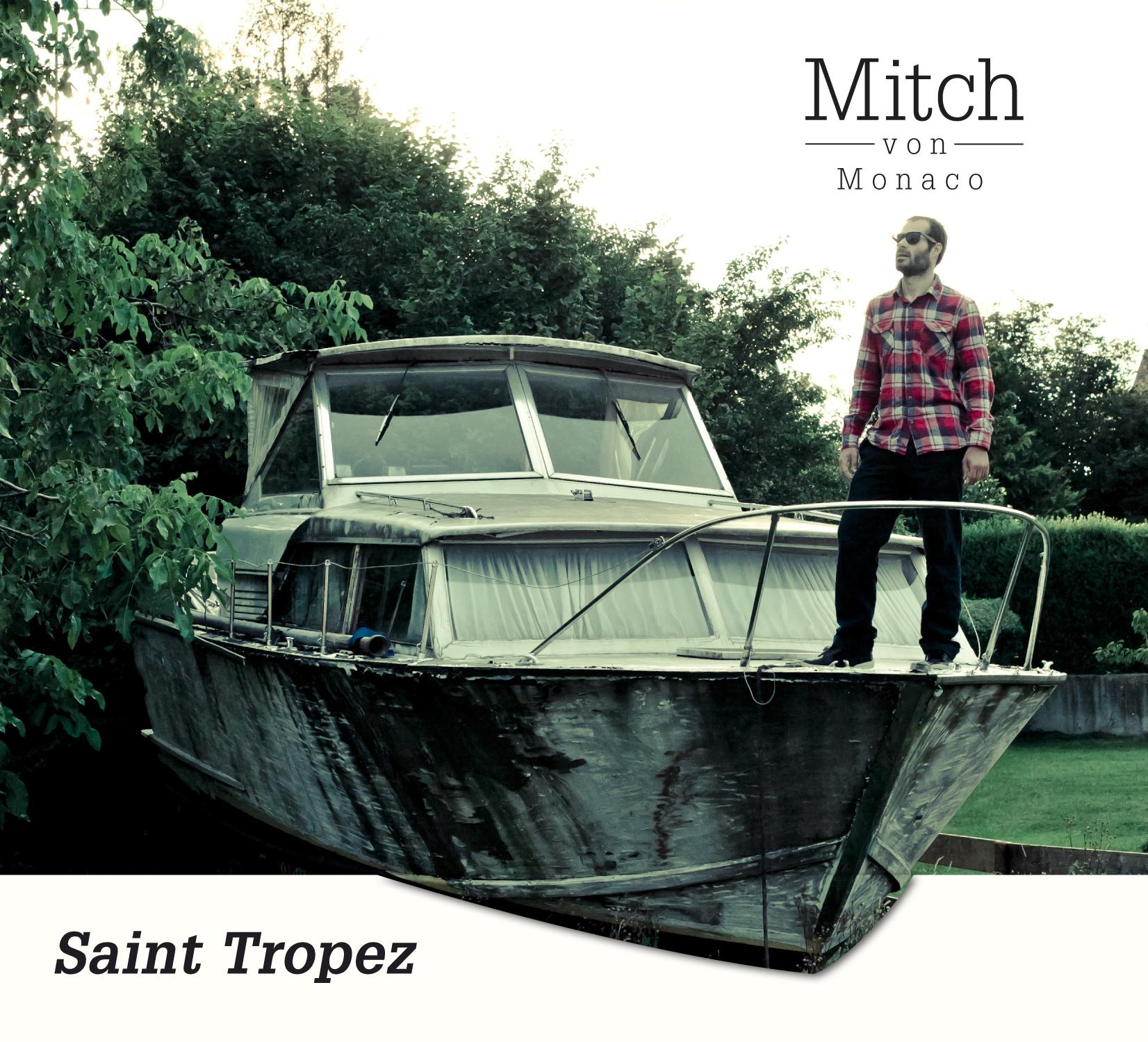 Mitch von Monaco - Saint Tropez Cover