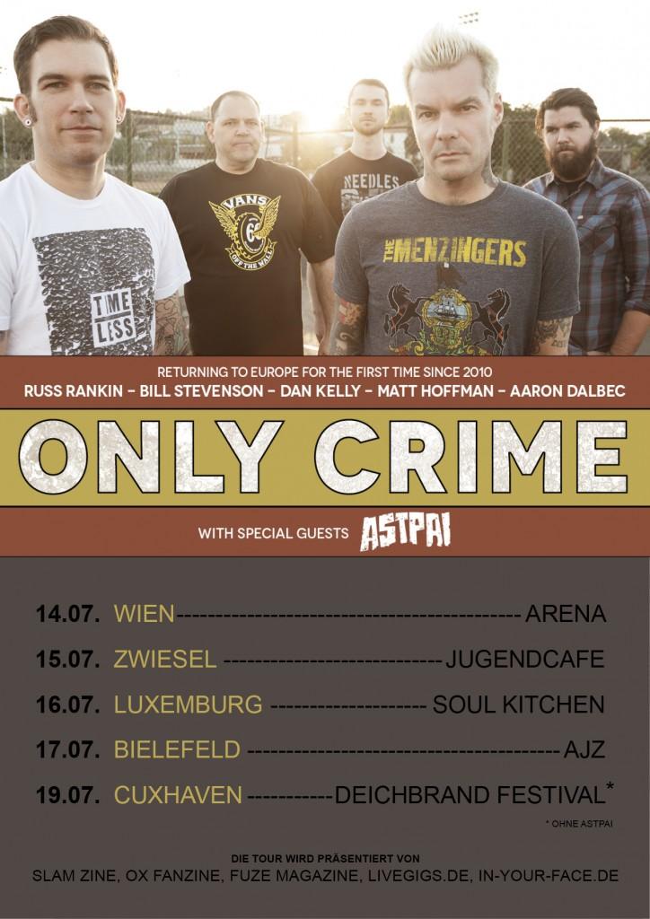OnlyCrime-Tour-Plakat-2014