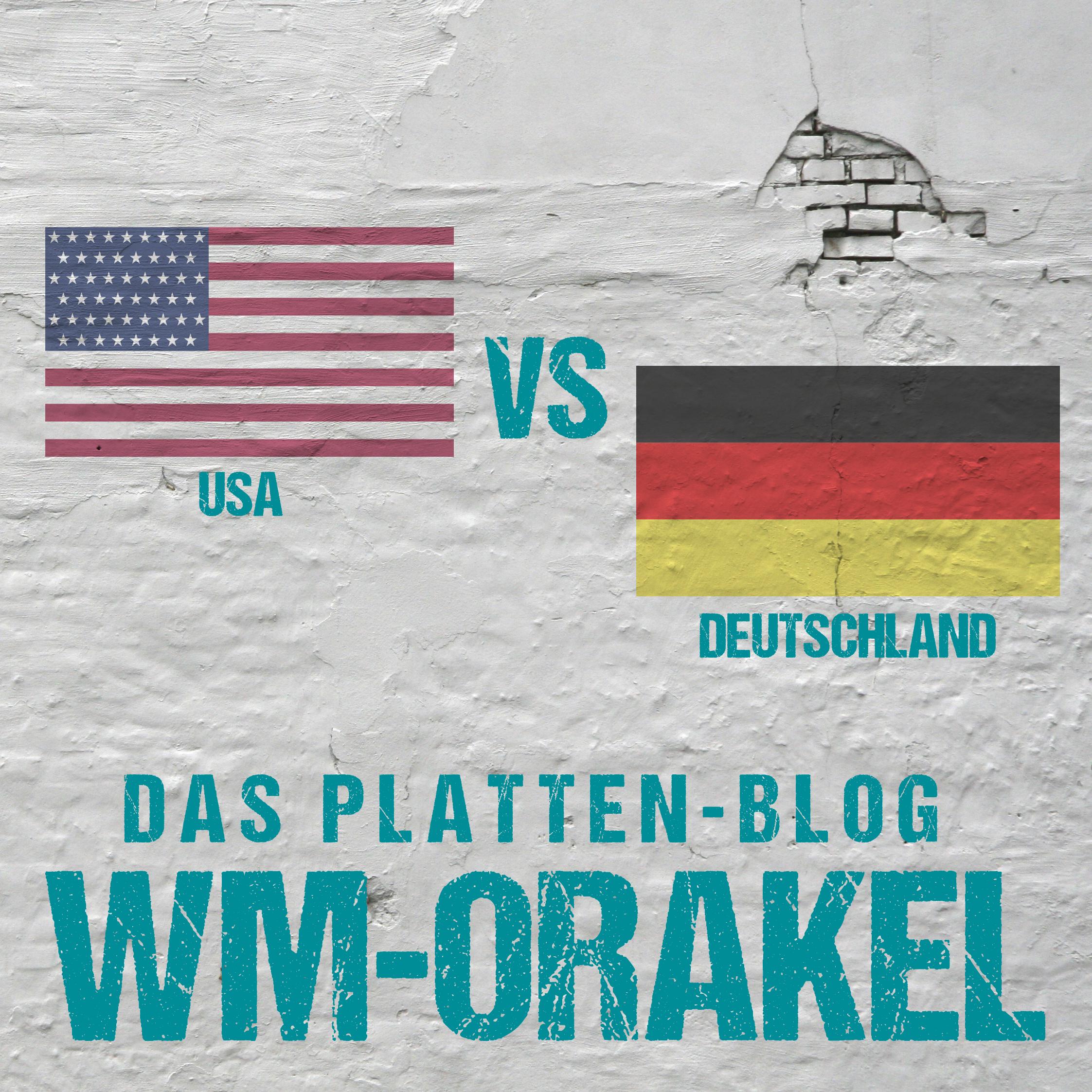 Das WM Orakel legt sich auf knappen Deutschland Sieg gegen USA fest