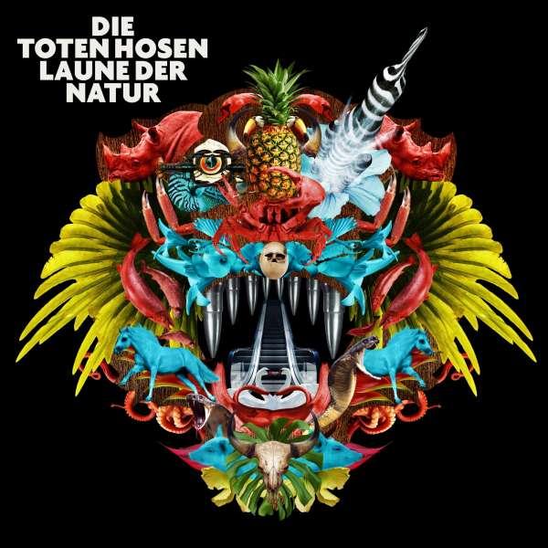 Die Toten Hosen - Laune der Natur Cover
